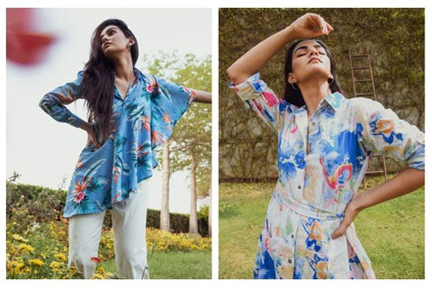 printed cool outfits