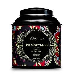 Té Negro Citrus - The Capsoul