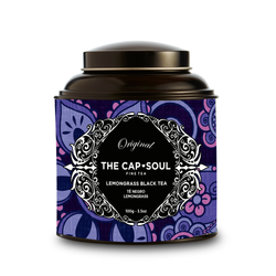 Té negro Menta - The Capsoul