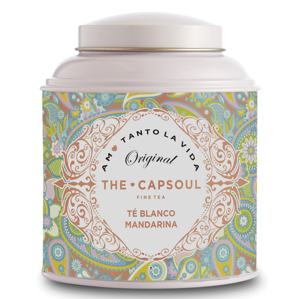 Té Blanco Mandarina - The Capsoul