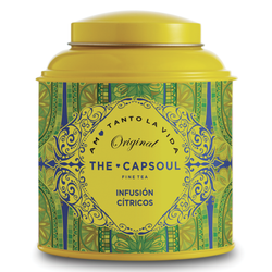 Infusión Citricos 100 grs - The Capsoul