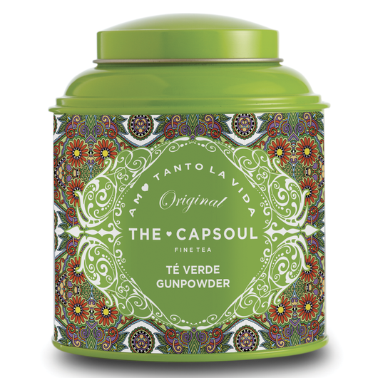 Té Verde GunPowder - The Capsoul