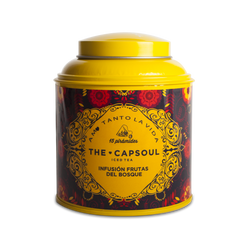 Té Frío Frutas del Bosque - The Capsoul