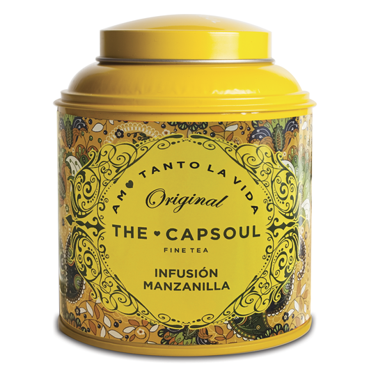 Infusión Manzanilla - The Capsoul