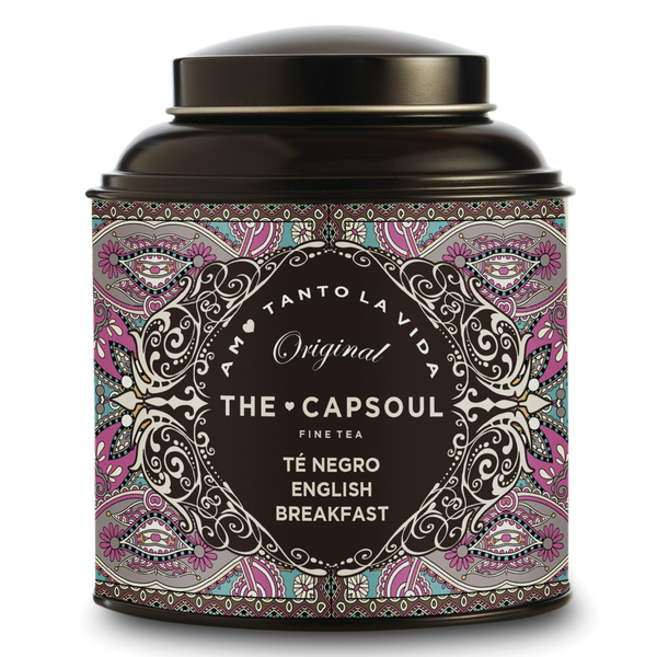 Té Negro English Breakfast - The Capsoul