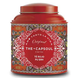 Té Rojo Pu Erh - The Capsoul