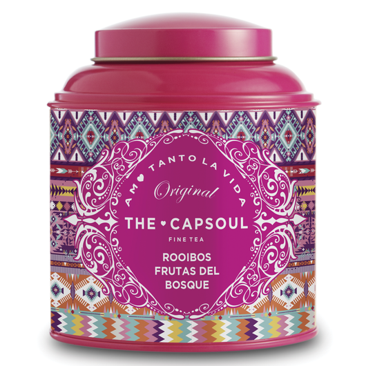 Rooibos Frutos del Bosque - The Capsoul