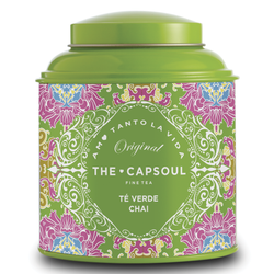Té Verde Chai - The Capsoul
