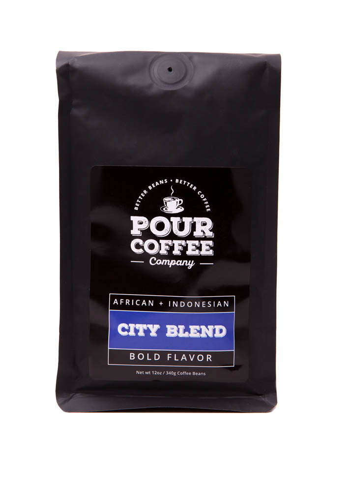 CITY BLEND - AFRICAN | INDONESIAN