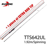 Kuying Teton Luring Rod