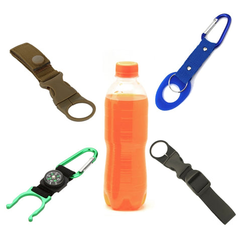 Carabiner Water Bottle Holder Hook Clip