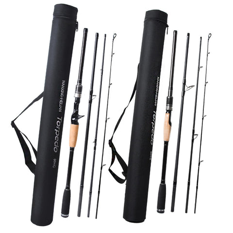 Travel Fishing Luring Rod