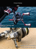 Gomexus Spinning Reel Stand