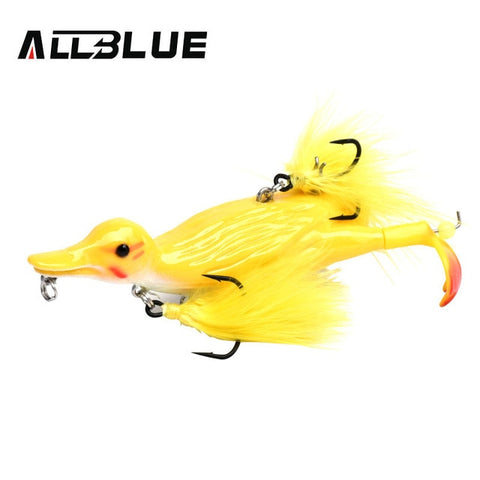 Stupid Duck Topwater Lure