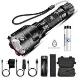 Super bright 5 lighting modes Led Torch