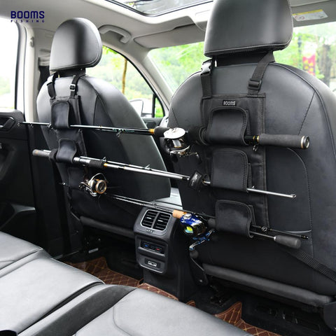 Fishing Rod Holder Carrier for Vehicle Backseat