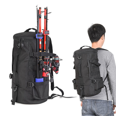 23L Large Capacity Fishing Camping Bag