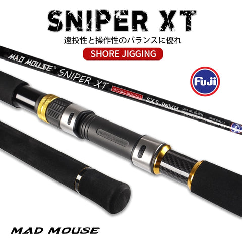 Mad Mouse Sniper XT Rod