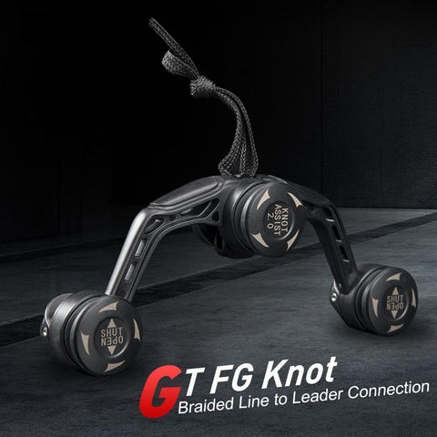 Line knotter Tool For GT FG PR Knot