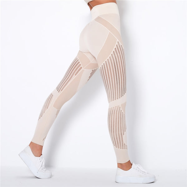 'Breath' Seamless High Waist Leggings