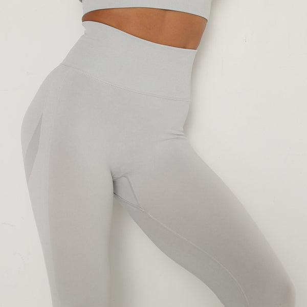 'Butt First' High Waist Yoga Leggings