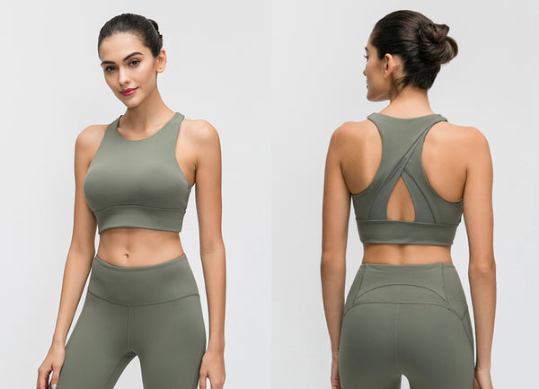 'Wind' Tank Top Bra