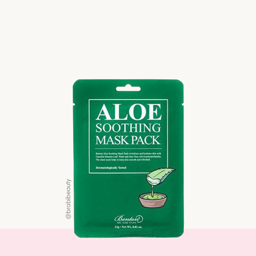 Benton- Aloe Soothing Mask Pack