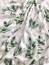 Load image into Gallery viewer, Wild Fern Bamboo Muslin Wrap