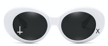 Load image into Gallery viewer, Council Sunglasses - White