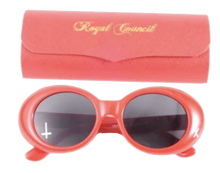 Load image into Gallery viewer, Council Sunglasses - Red
