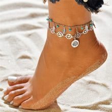 Load image into Gallery viewer, Summer Turtle Anklets