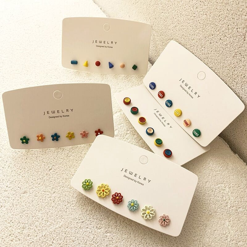 Cute Fashion Stud Earrings