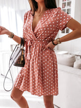 Load image into Gallery viewer, Summer Fashion Mini Dress