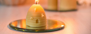 Beeswax Candle from Beespoke