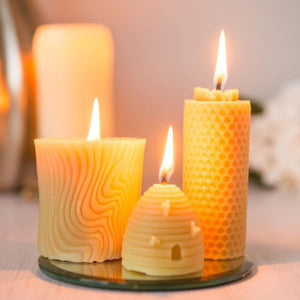 Glorious Three Candle Gift Set