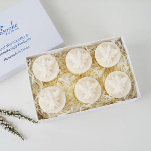 Bee Soy Wax Candle Set