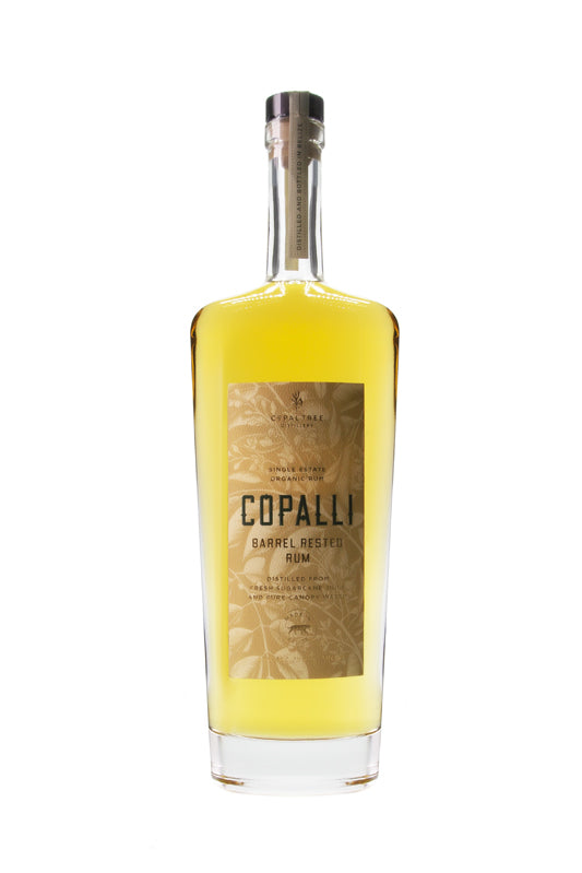 Copalli - Barrel Rested Belize Rhum