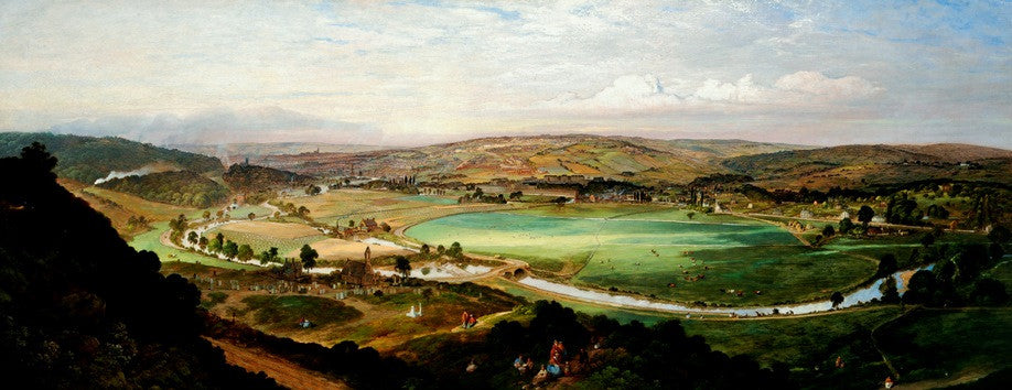 Sheffield and the Valley of the Don