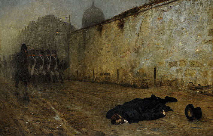 The Execution of Marshall Ney