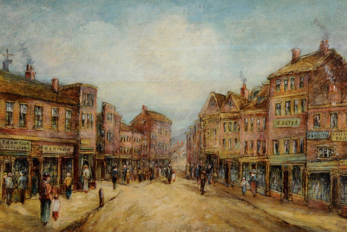 High Street, Sheffield