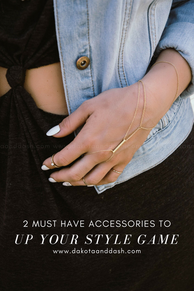 {Guest Post} 2 Must Have Accessories to Up Your Style Game This Summer