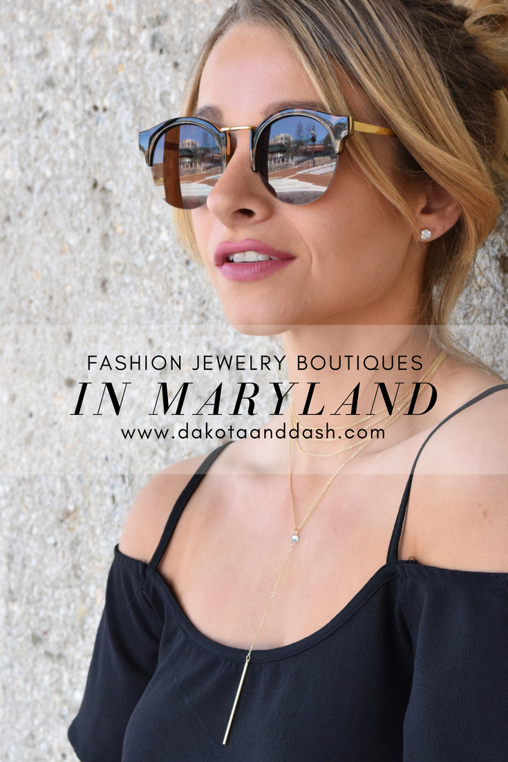 Fashion Jewelry Boutiques in Maryland