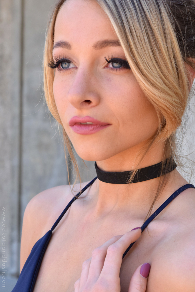 This Is It Choker - Black