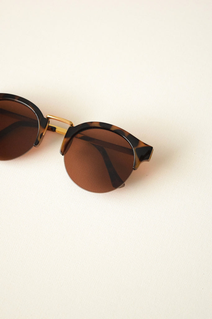 Downtown Sunnies - Tortoise Shell