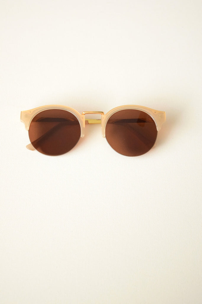 Downtown Sunnies - Creme Brulee
