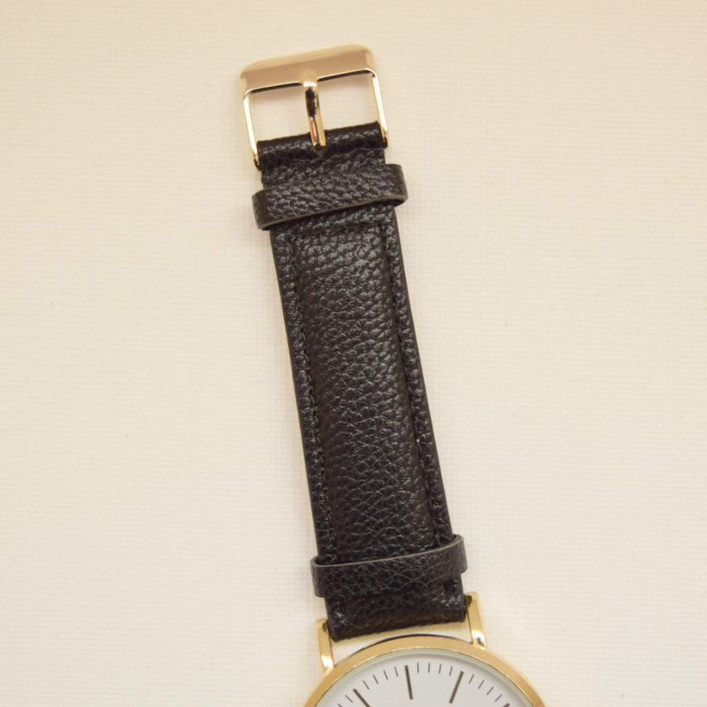 Madison Watch - Black - Watch - Dakota + Dash Fashion Jewelry & Accessories