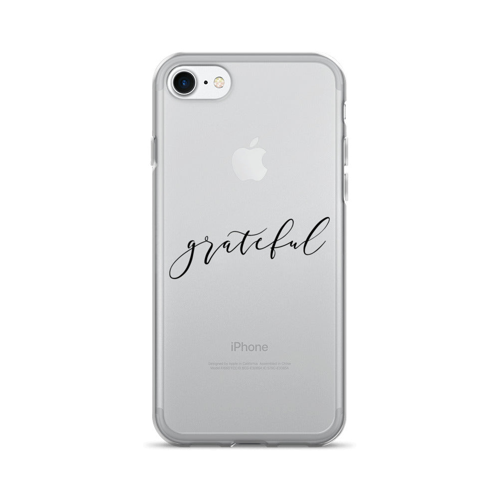 Grateful iPhone 7/7 Plus Case