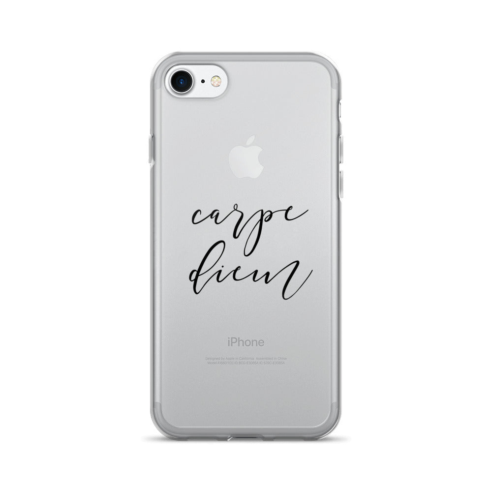 Carpe Diem iPhone 7/7 Plus Case