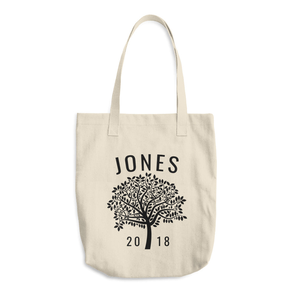 Jones 2018 Tote Bag