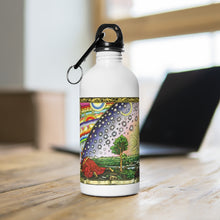 Load image into Gallery viewer, Breaking the Veil (Stainless Steel Water Bottle